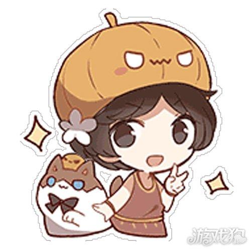 q版萌可爱小猫
