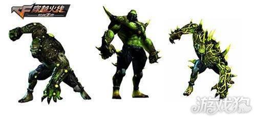 生化模式疯狂绿巨人 教你母体暴走进攻