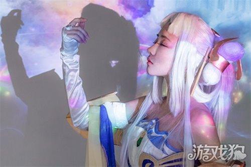 王者荣耀COS少女集第158期 祈求夜晚的嫦娥