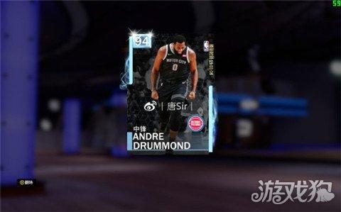 NBA2K19钻石庄神怎么样 钻石德拉蒙德数据一览