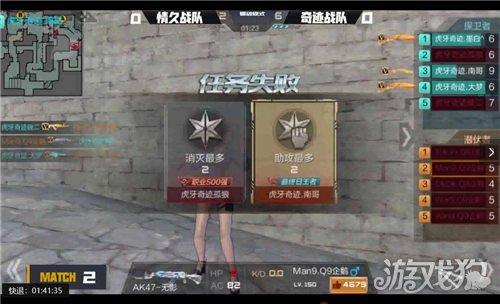 TT语音杯CFM全民争霸赛团体赛决战山巅,奇迹摘得桂冠!