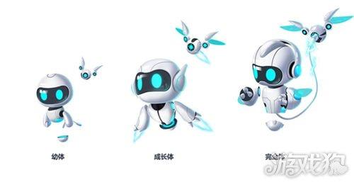 新宠未来机器人首发 夜羽星魂套装欲登场