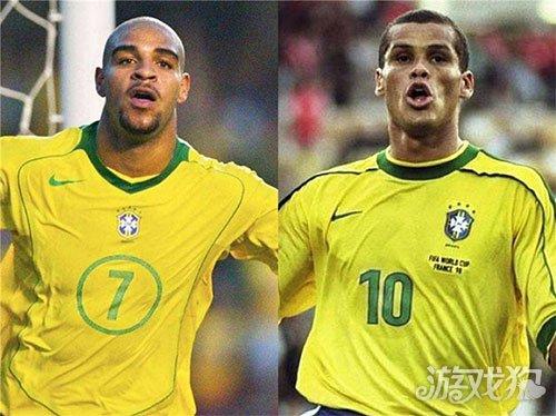 里瓦爾多阿德里亞諾傳奇聚首 實況足球2020傳奇聯動來襲