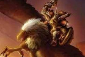 魔兽世界术士召唤末日守卫图片