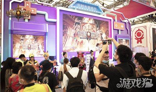 征服与霸业ChinaJoy首次开放试玩 配将小程序惊喜上线