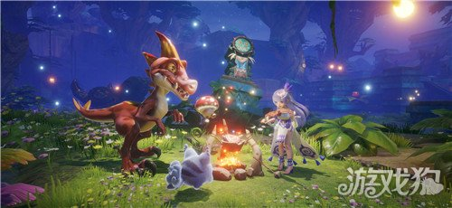 《梦想新大陆》游戏采用虚幻4引擎制作