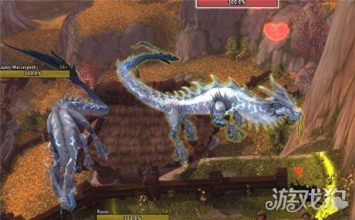 《魔兽世界9.0》怎么驯服翔龙为宠物?有什么方法,一起来看看吧