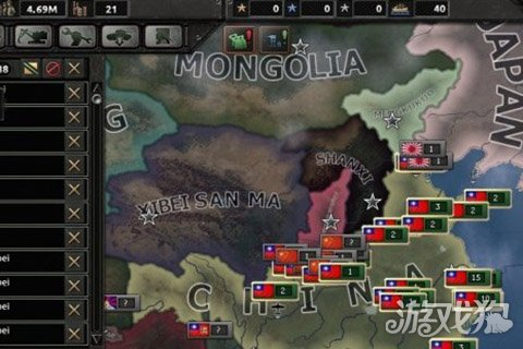 钢铁雄心4中国开局速攻日本攻略 爱国青年看过来